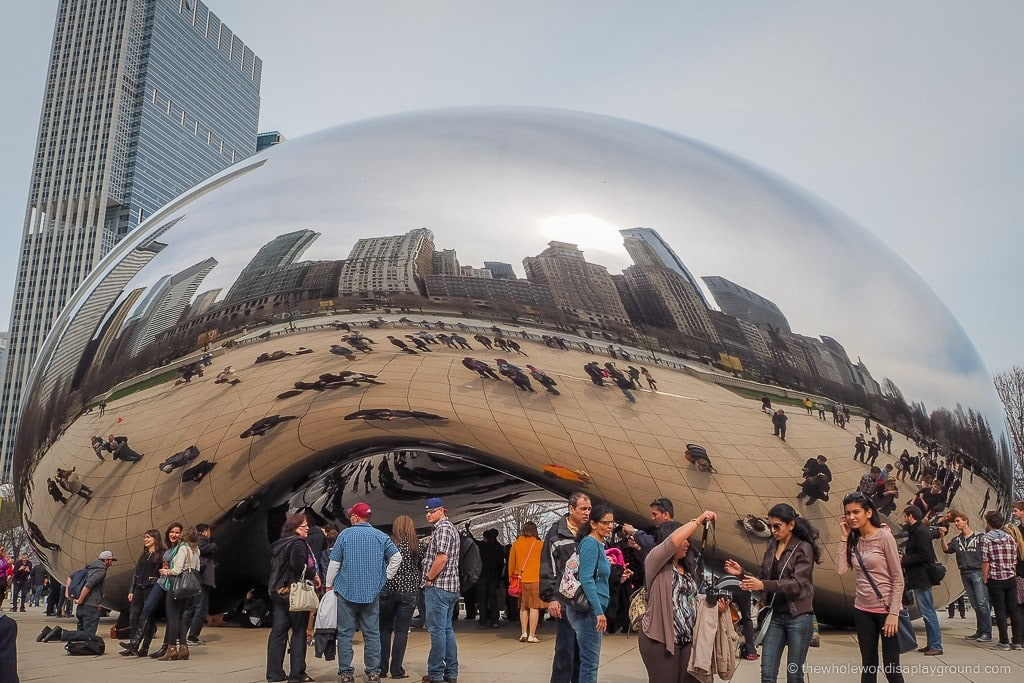 Best public art installations in Chicago: a walk through the Loop!