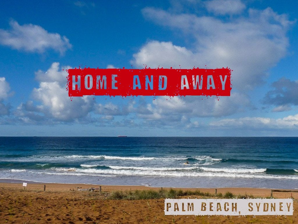 Home and Away set Sydney ©thewholeworldisaplayground