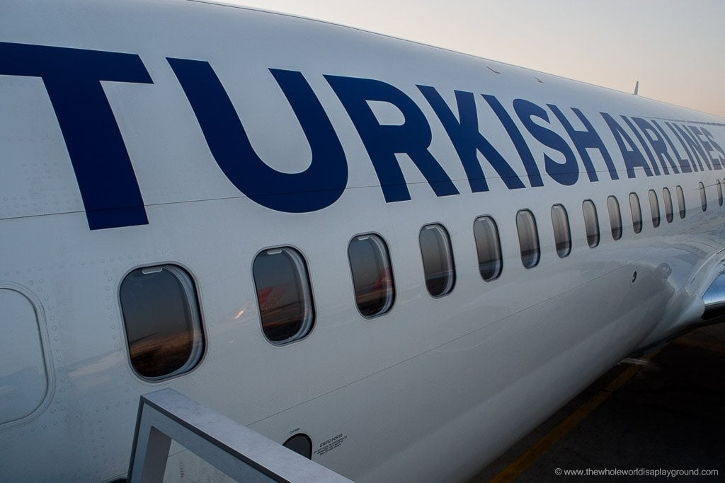 Turkish Airlines Business Class Review: Istanbul to Bangkok | The Whole World Is A Playground