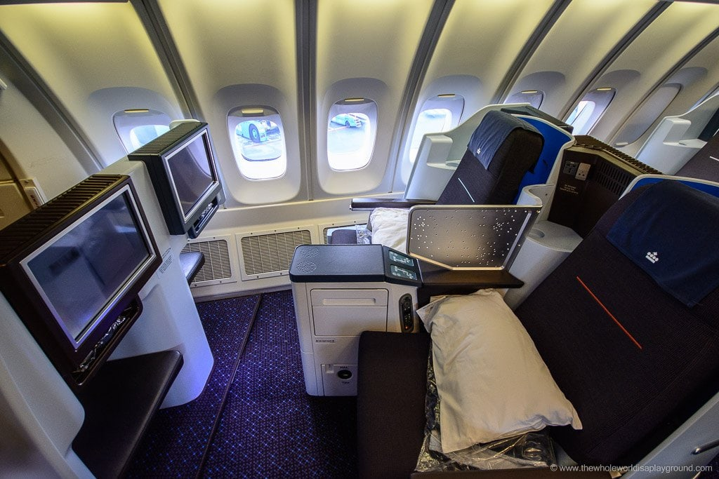 Klm Business Class Review Amsterdam To New York The