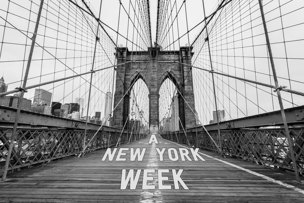 Blog: A New York week! Sightseeing, food and cocktails in New York City!