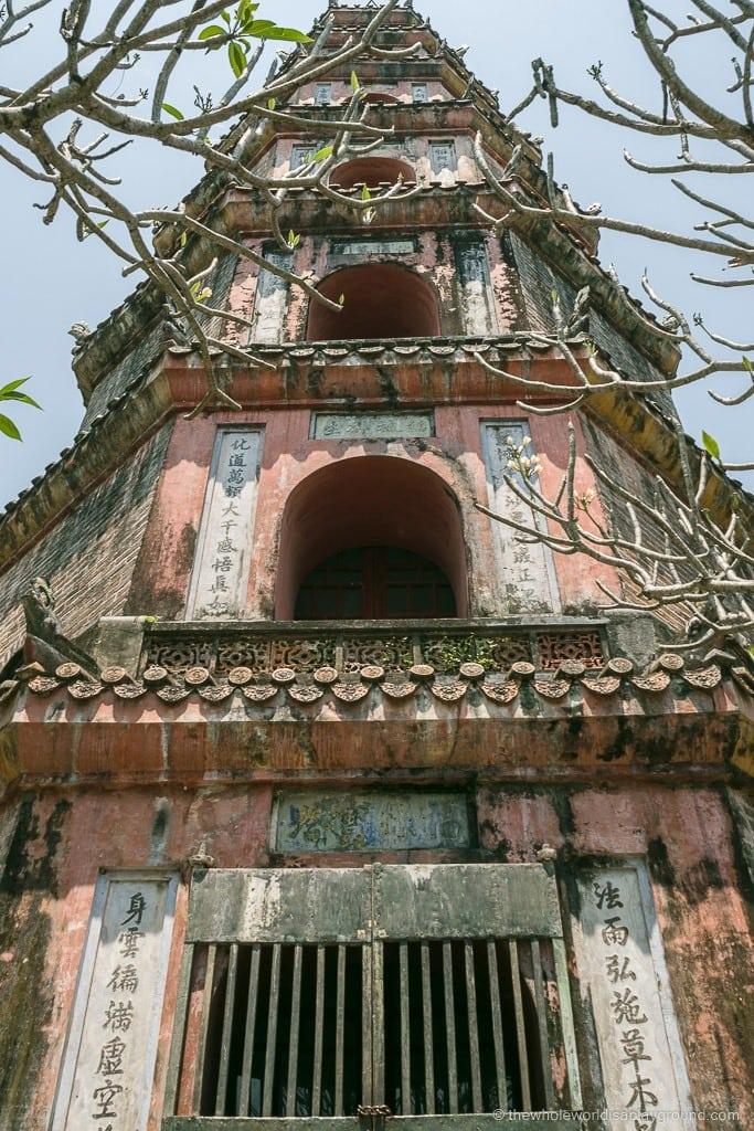 Vietnam sightseeing week ©thewholeworldisaplayground