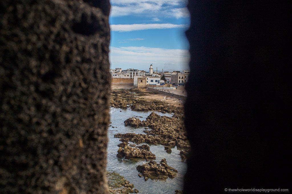 Essaouira daytrip from Marrakech ©thewholeworldisaplayground