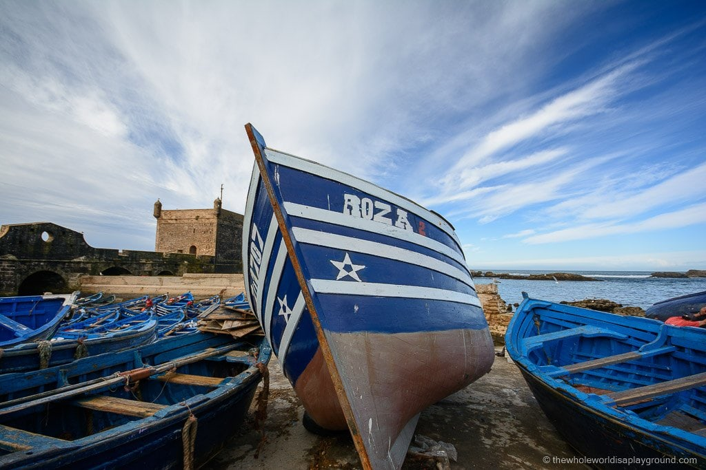 Essaouira: a day trip from Marrakech!