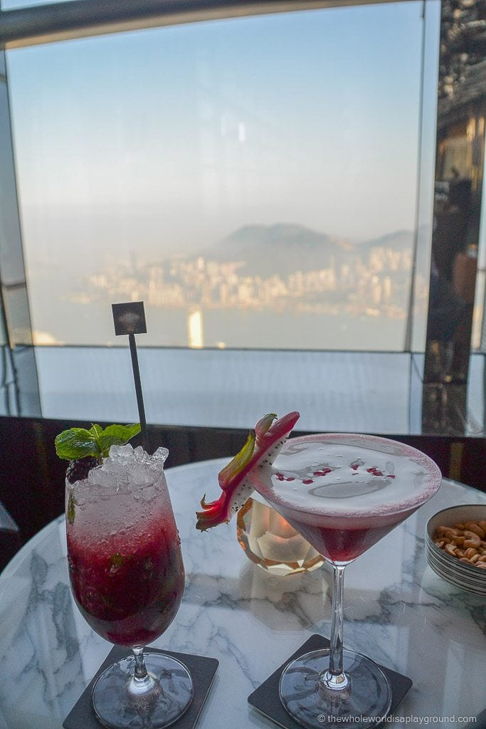 bars with most spectacular views the world ©thewholeworldisaplayground