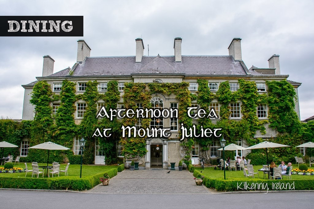 Mount Juliet Afternoon Tea-cover