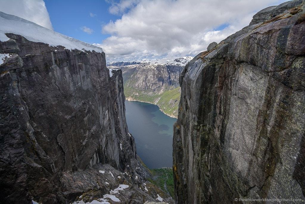 The Kjerag Hike Norway In Pursuit Of Kjeragbolten The