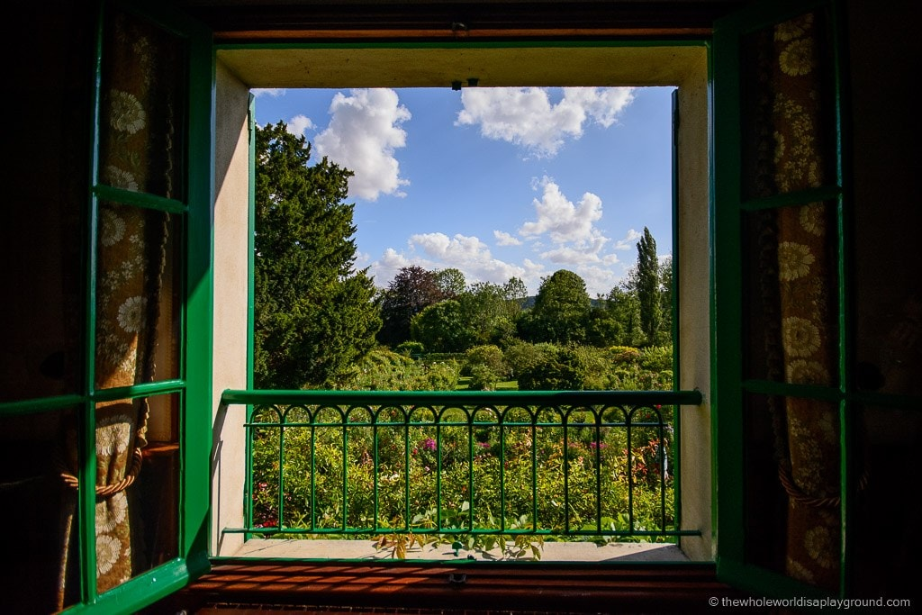 Monet's Gardens Giverny day trip Paris ©thewholeworldisaplayground