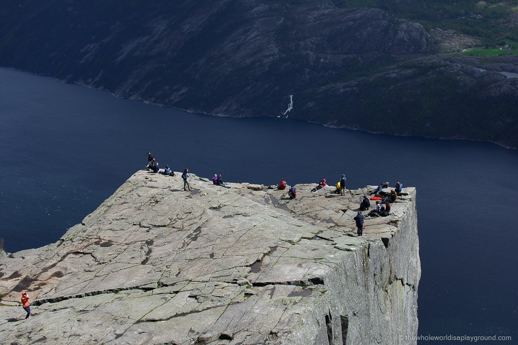 Preikestolen Hike, Norway: Hiking to Pulpit Rock!