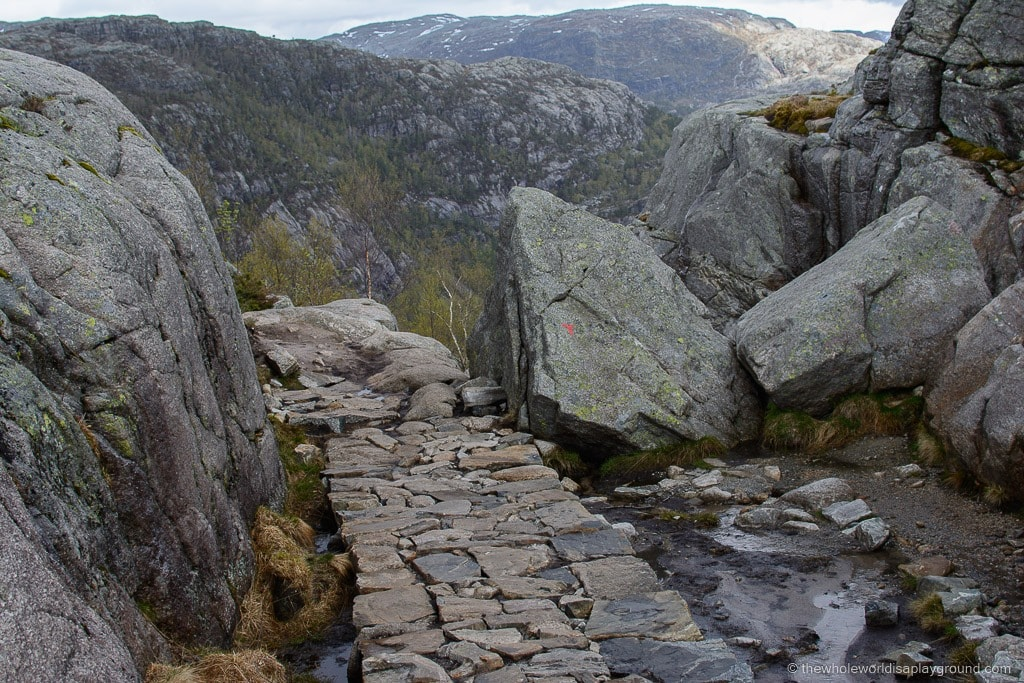 Preikestolen Hike, Norway Hiking to Pulpit Rock!  the