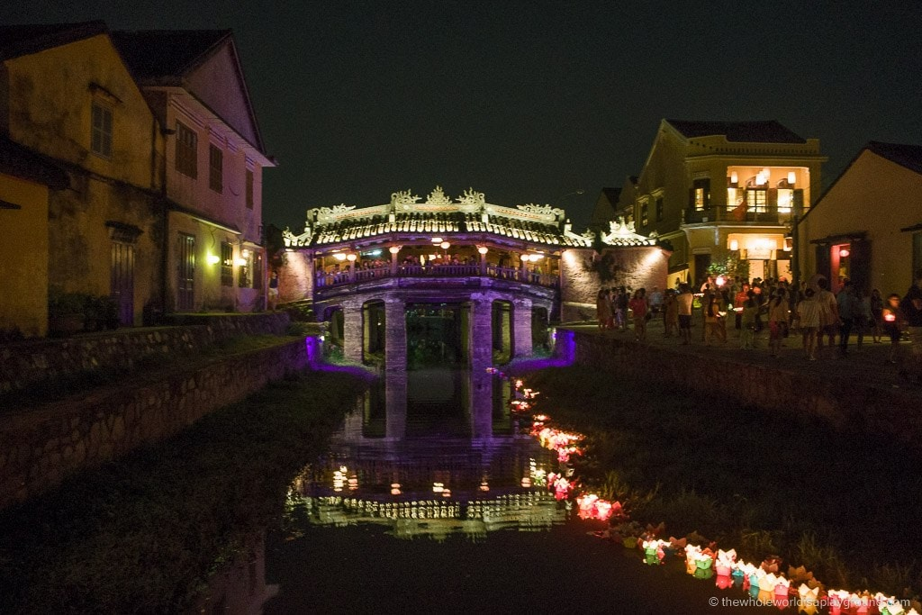 Tips and Guide to Hoi An Full Moon Lantern Festival ©thewholeworldisaplayground