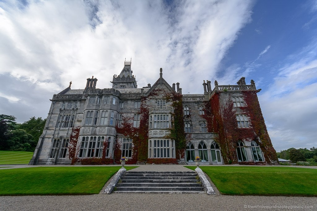 Adare manor afternoon tea celebrations in limerick the for Adare house