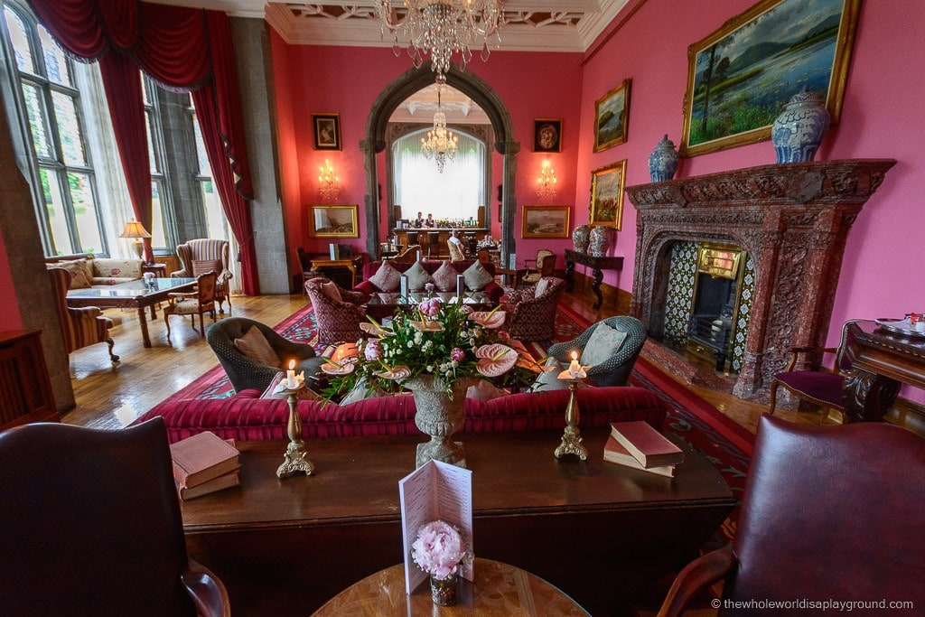 Adare manor afternoon tea celebrations in limerick the for Garden rooms limerick