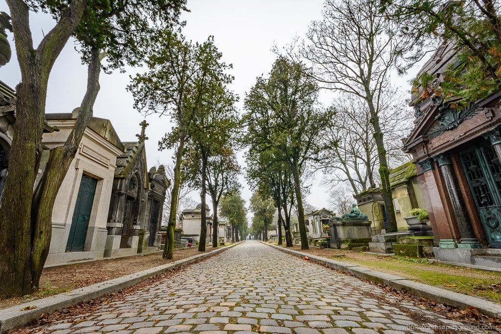 Père Lachaise Cemetery Paris (3)
