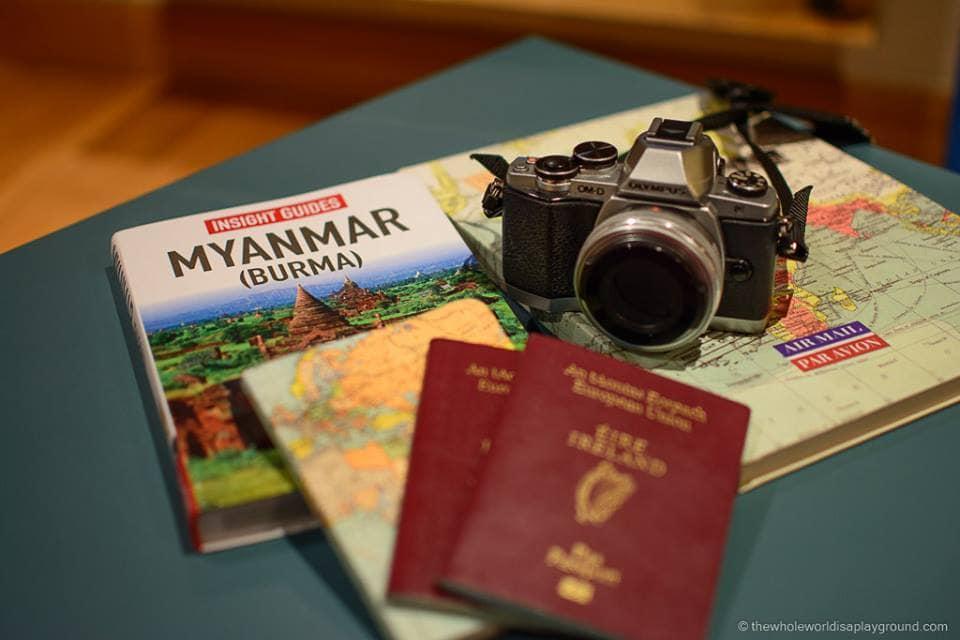 Travel Blog second Birthday ©thewholeworldisaplayground