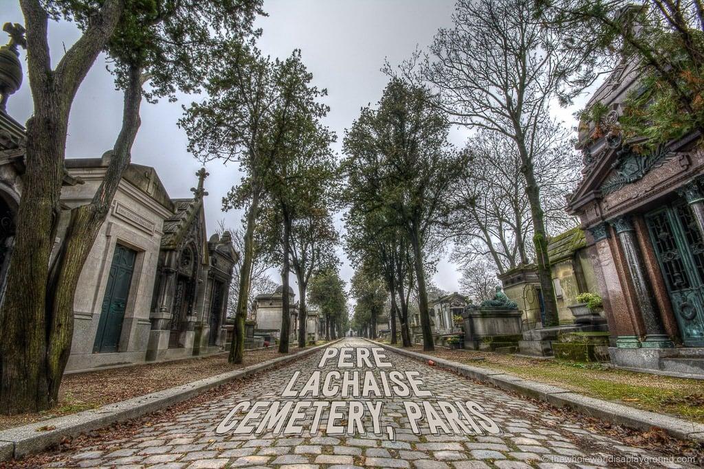 Père Lachaise Cemetery Paris (52)