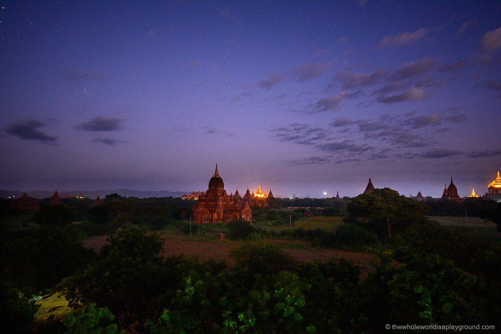 Bagan Myanmar ©thewholeworldisaplayground