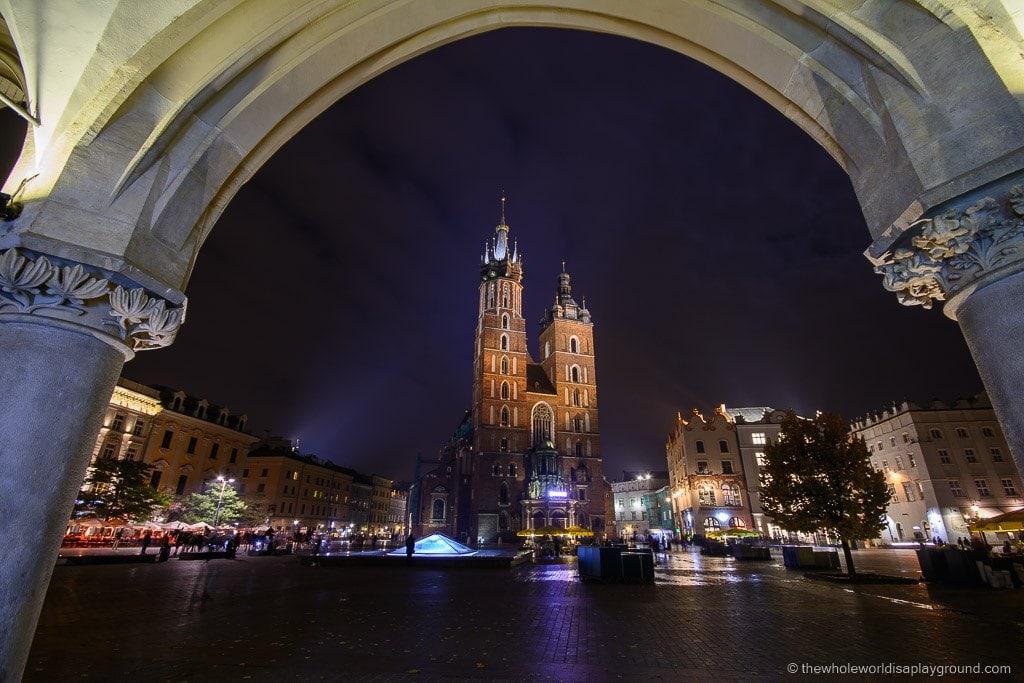 Weekend in Krakow itinerary ©thewholeworldisaplayground