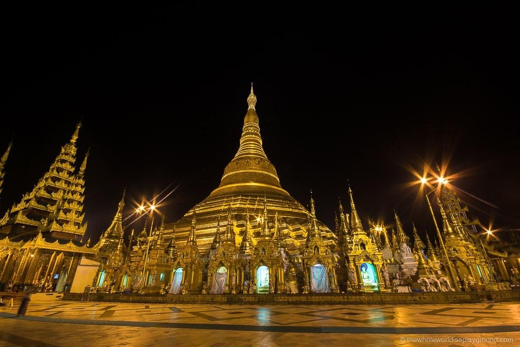 Myanmar two week itinerary ©thewholeworldisaplayground