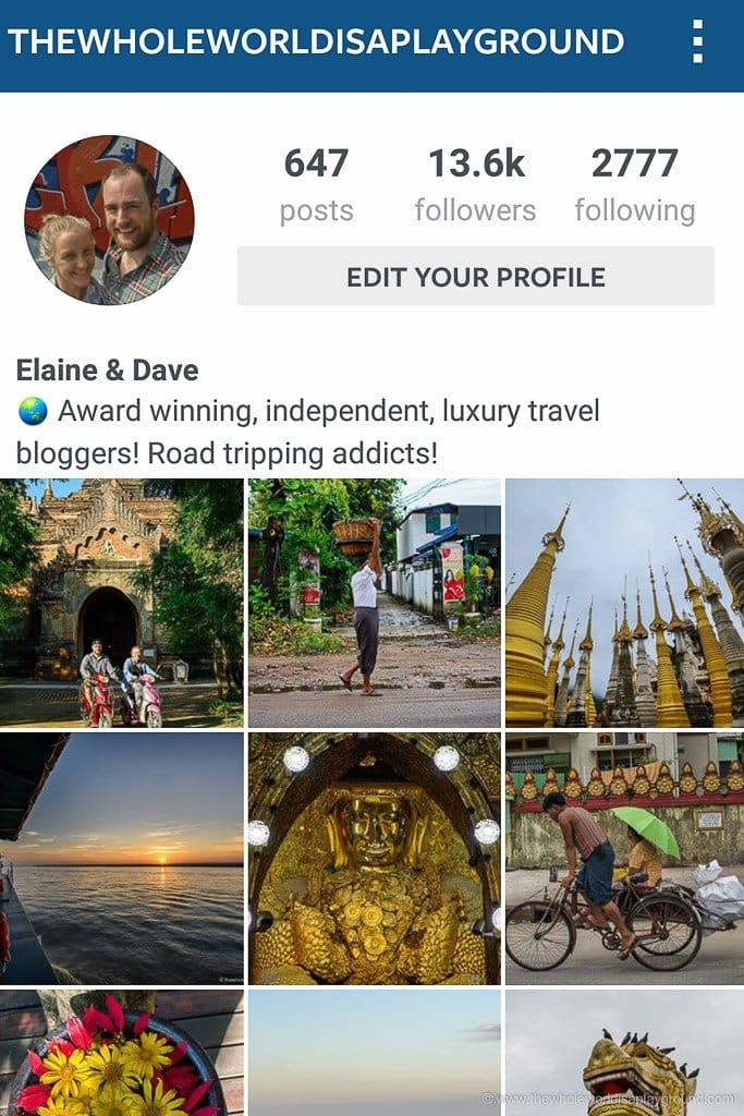 Travel blog year round up ©thewholeworldisaplayground