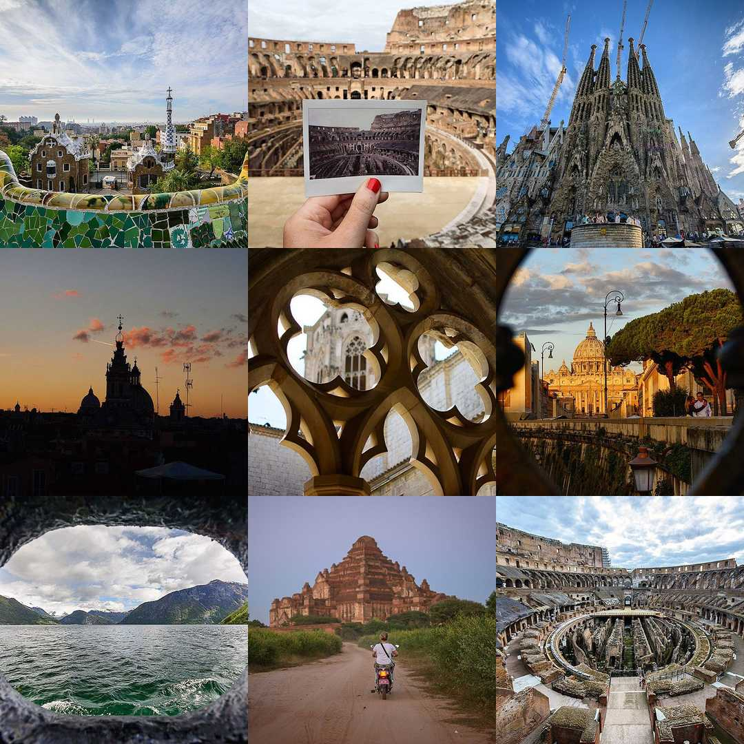 Our Top 15 Instagram Photos of 2015: the most popular pics from our travels!