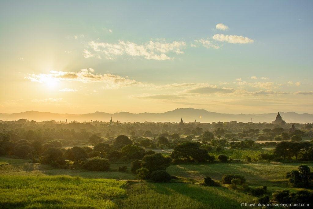 Myanmar 2 Week Itinerary and Budget: Week 2 ©thewholeworldisaplayground
