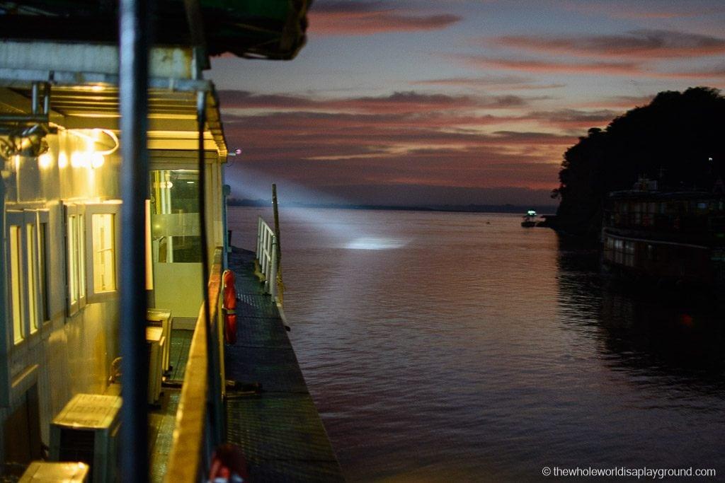 Bagan to Mandalay by Boat (MGRG Express) ©thewholeworldisaplayground