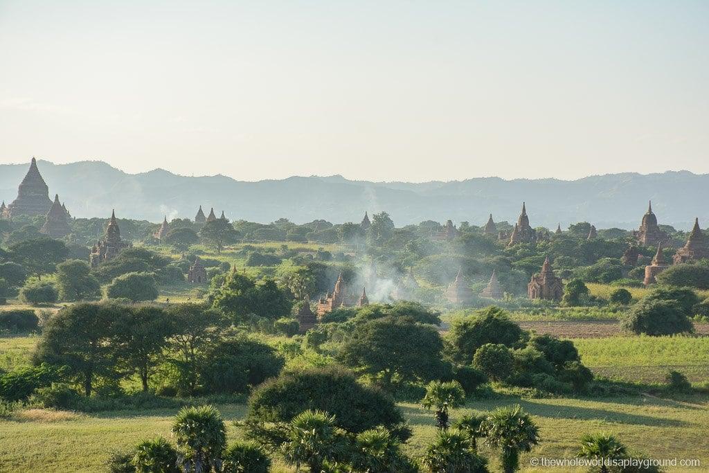 Myanmar best Bagan Sunset ©thewholeworldisaplayground