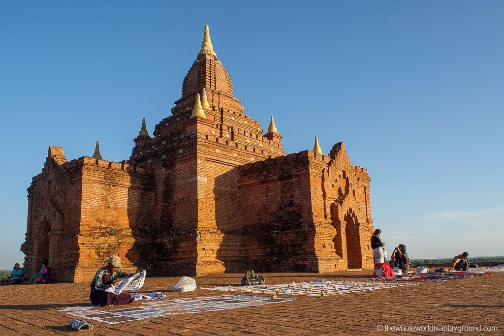 Myanmar Bagan Sunset-47