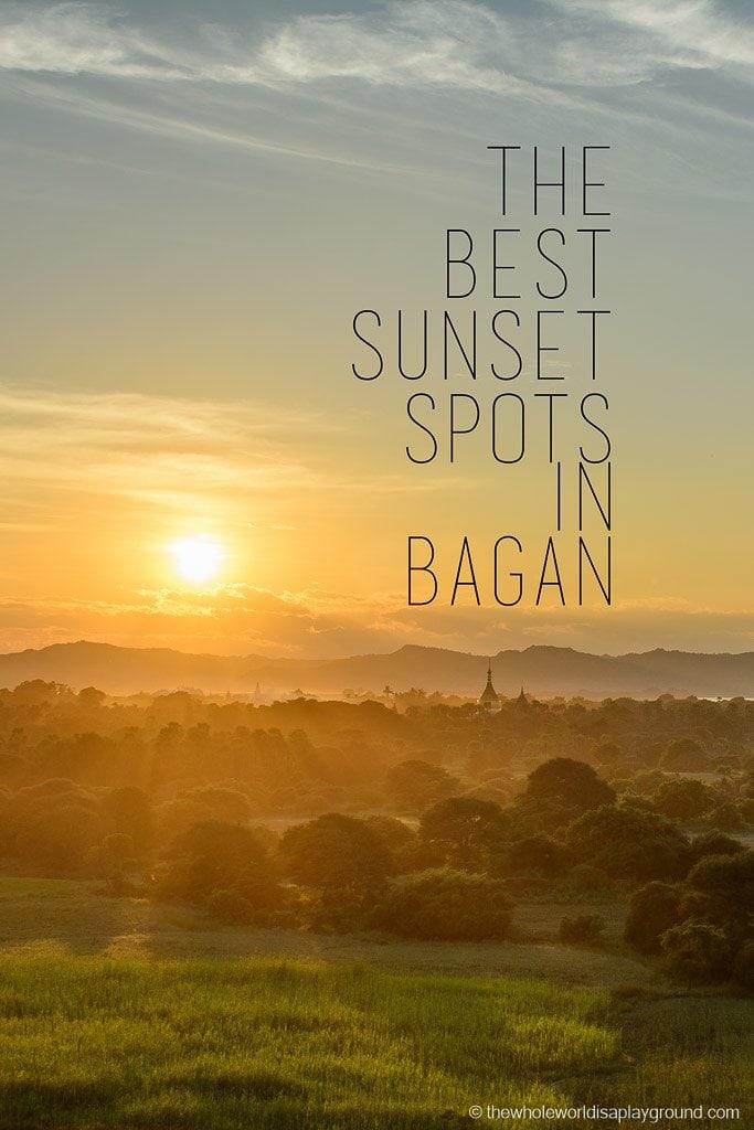 Myanmar Bagan Sunset-50