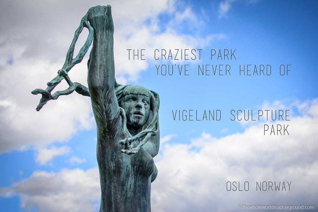 Norway Vigeland Sculpture Park