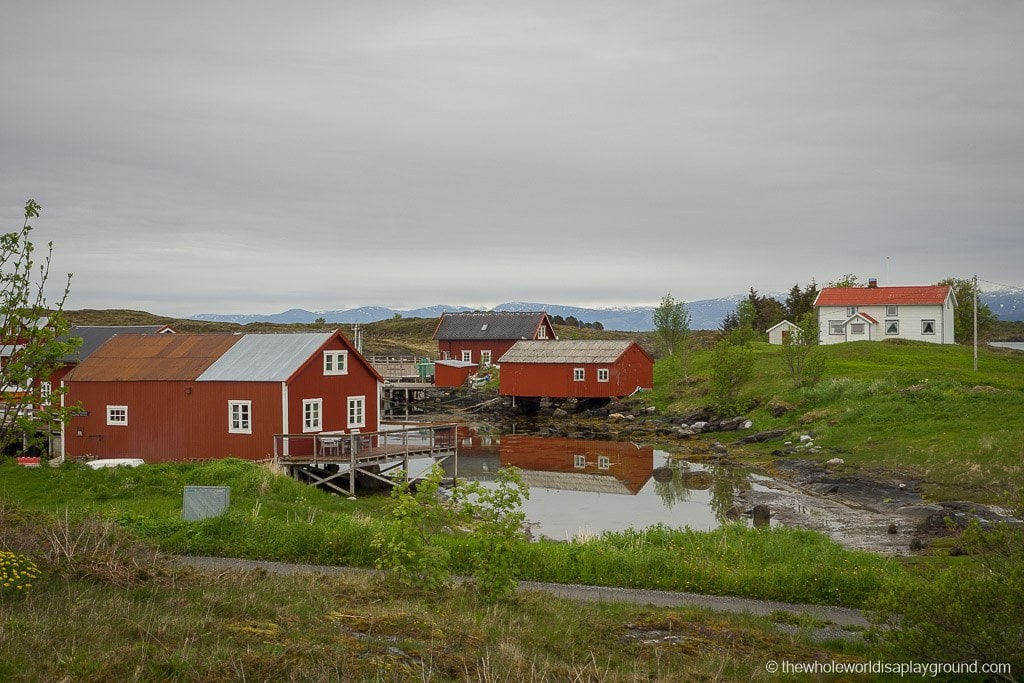 The Vega Islands, Norway: a visit to a Norweigan Hidden Island Gem!