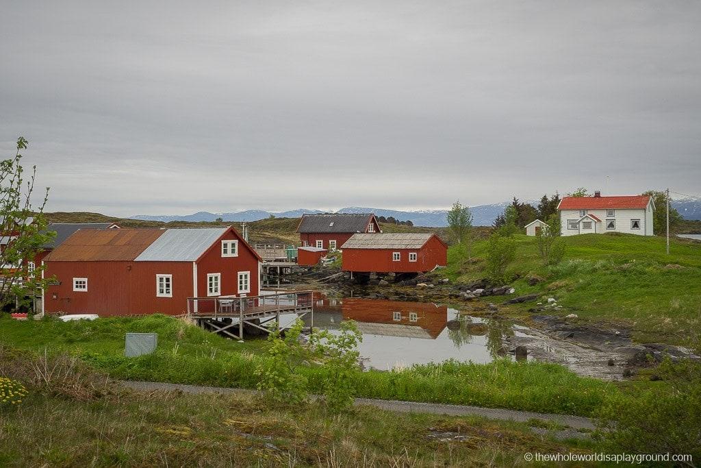 The Vega Islands, Norway: a visit to a Norweigan Hidden Island Gem!