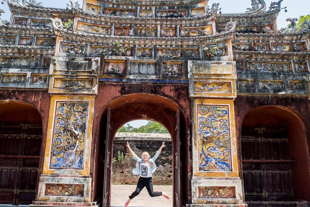 A day in Hue Vietnam must see sights (1)