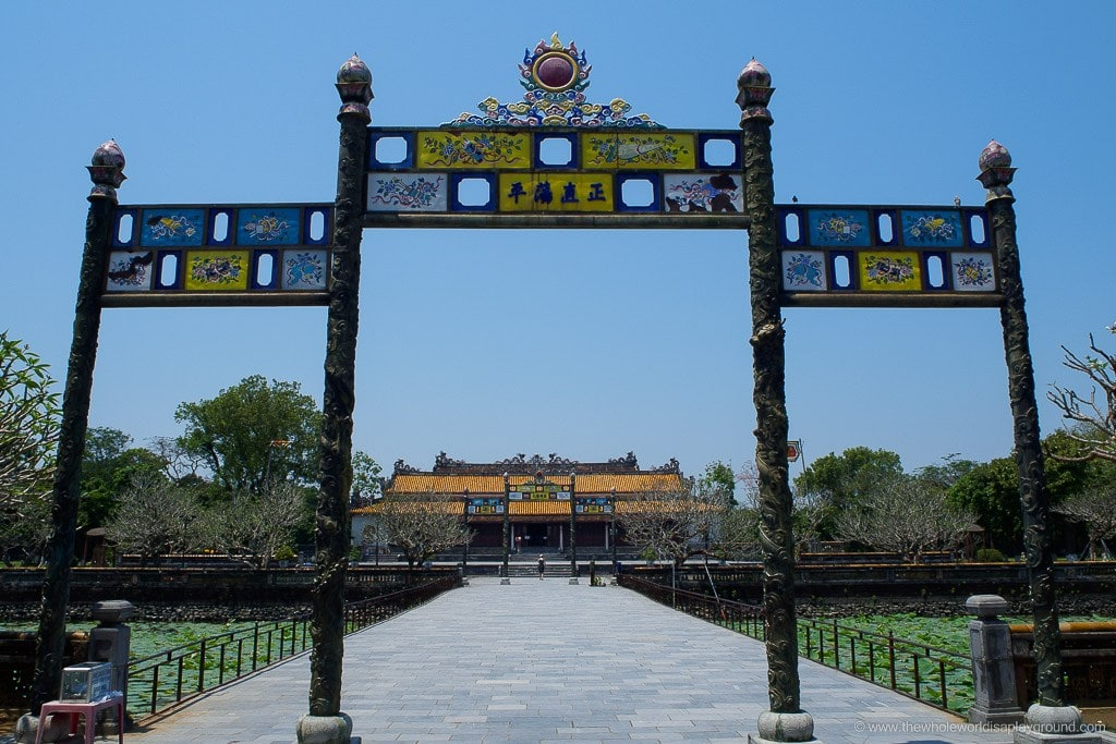 A day in Hue Vietnam must see sights (4)