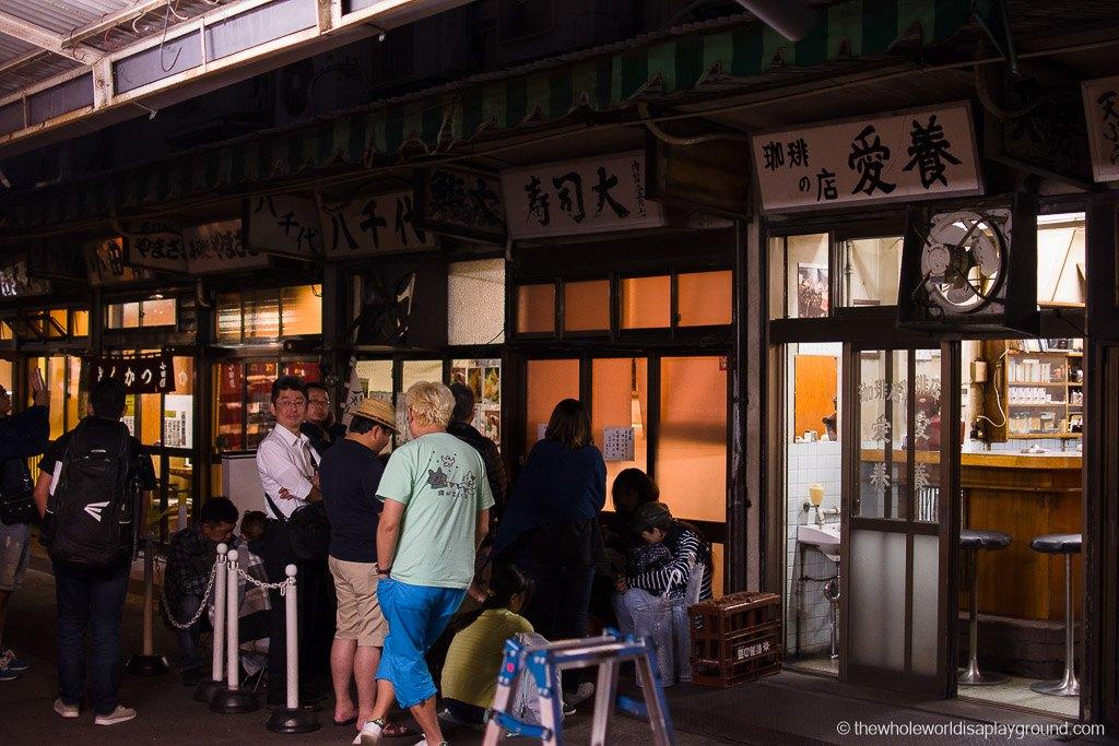 Sushi Dai Tsukiji Fish Market Tokyo-12