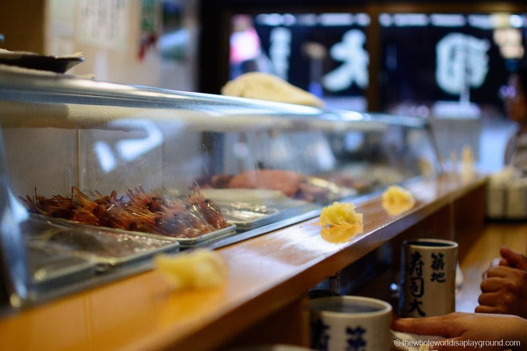 Sushi Dai Tsukiji Fish Market Tokyo-13