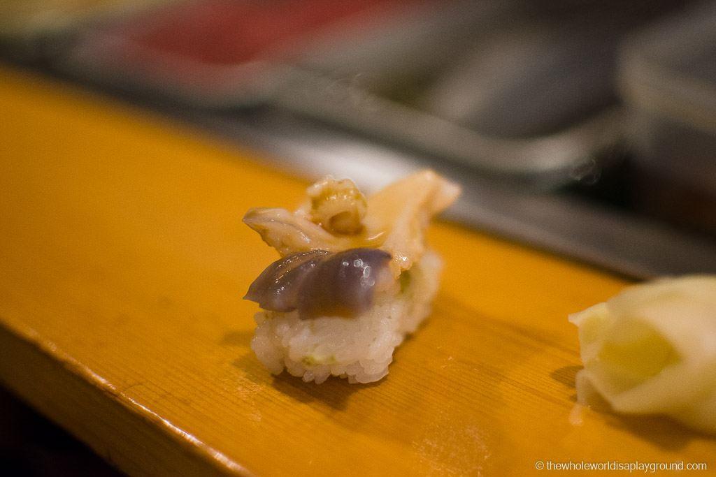 Sushi Dai Tsukiji Fish Market Tokyo-41