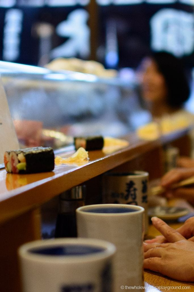Sushi Dai Tsukiji Fish Market Tokyo-51