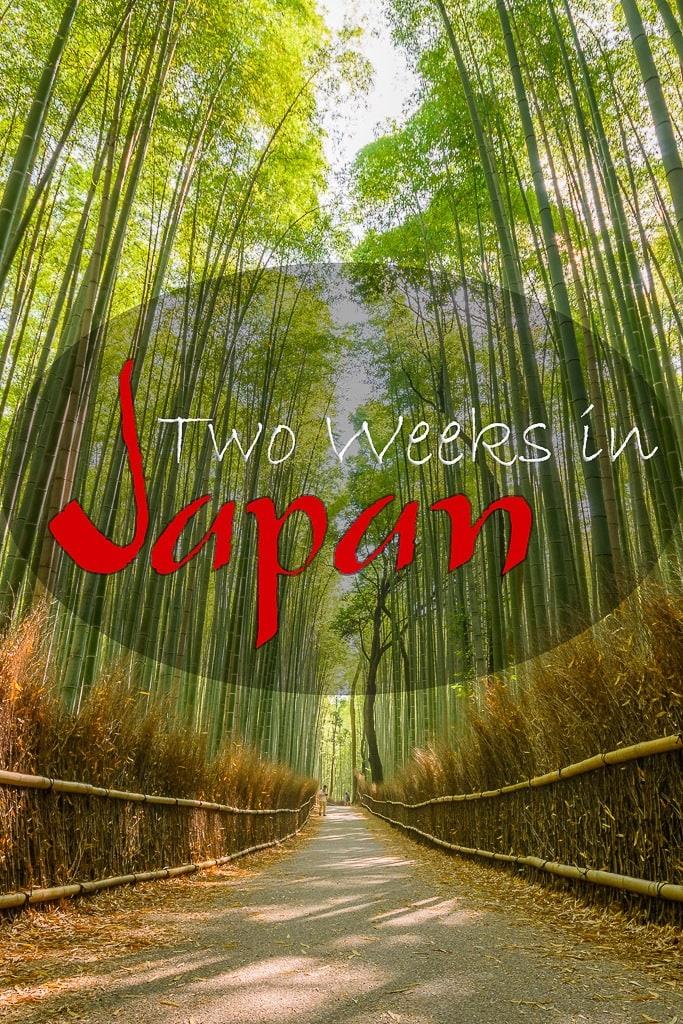 Two Weeks In Japan Pinterest