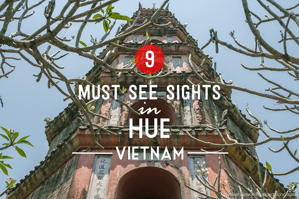 Vietnam Hue Must See Sights-4