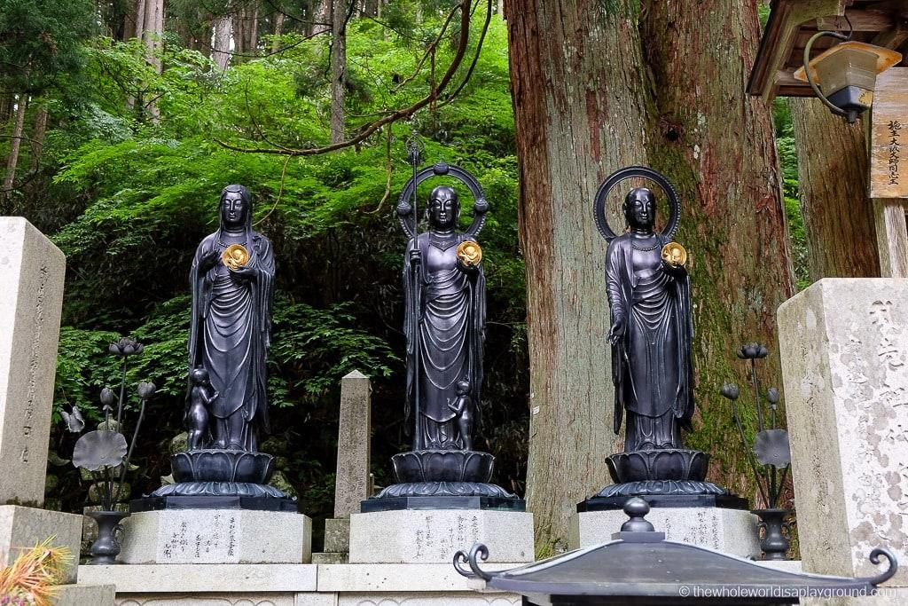 Japan Okunoin Cemetery Mount Koya Koyasan-2