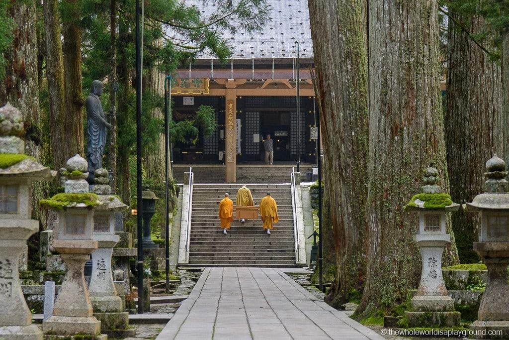Japan Okunoin Cemetery Mount Koya Koyasan-39
