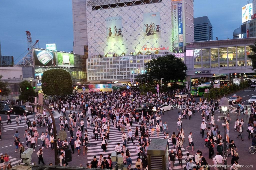 Japan Two Week Itinerary Tokyo-5