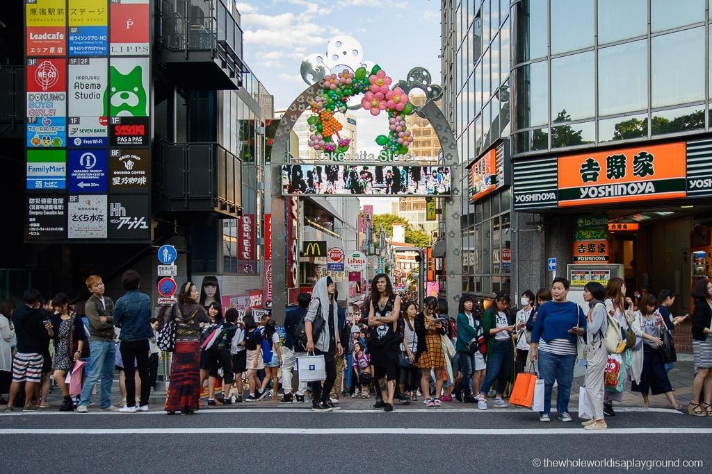Japan Two Week Itinerary Tokyo-9