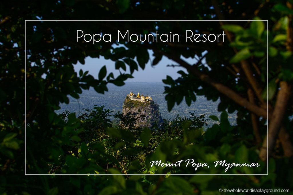Myanmar Popa Mountain Resort Mount Popa-17