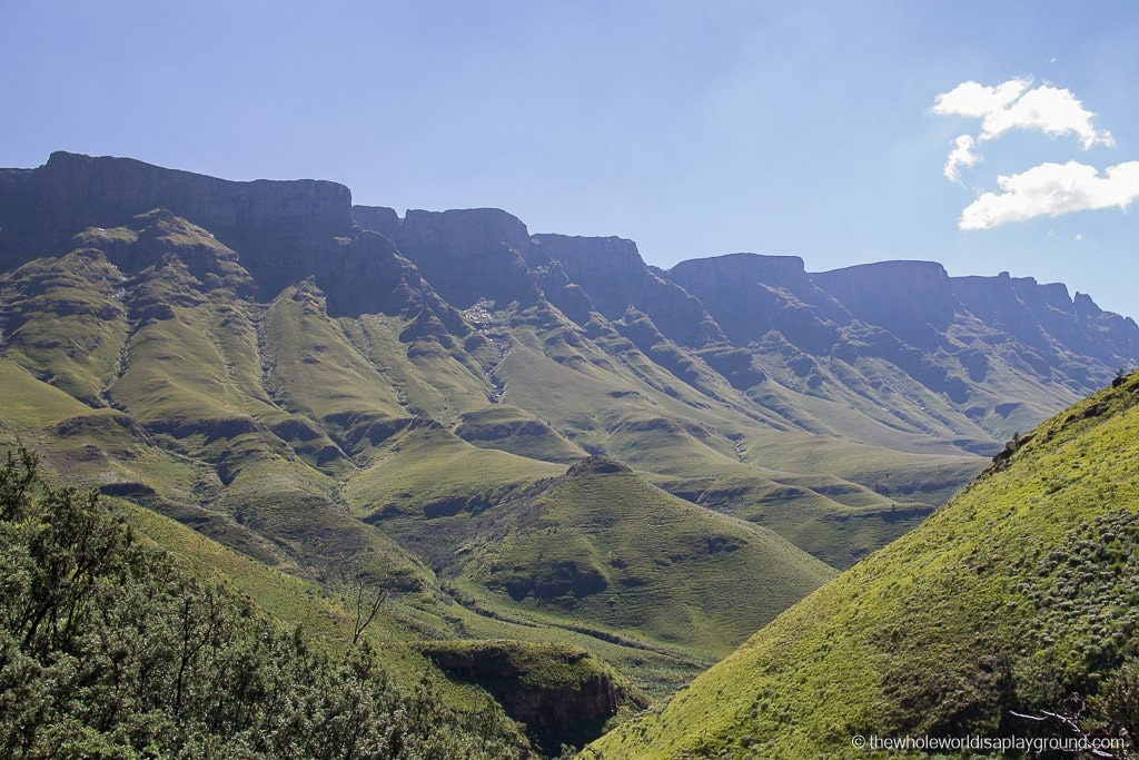 South Africa Driving the Sani Pass-11