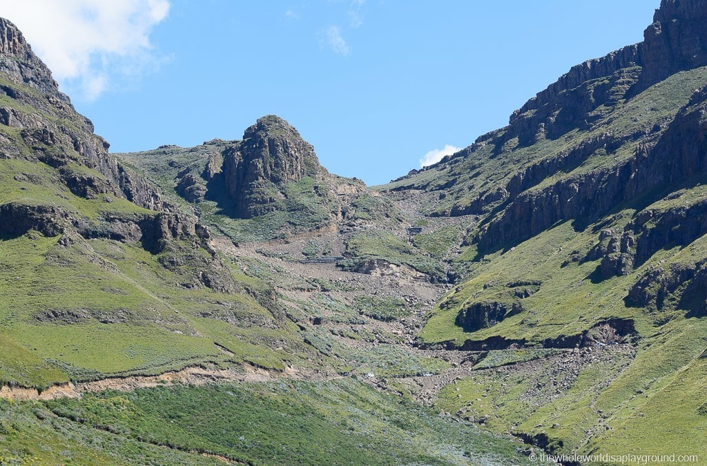 Driving the Sani Pass: The path to the roof of Africa!