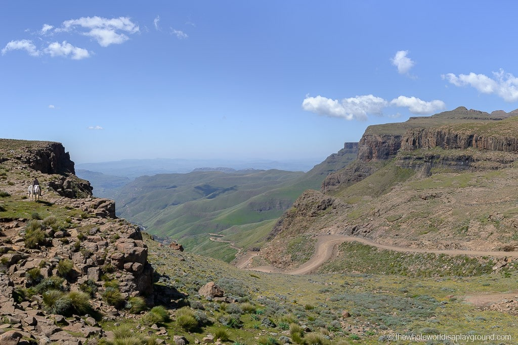 South Africa Driving the Sani Pass-31