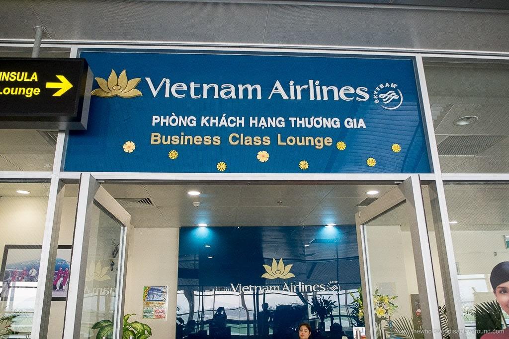 Vietnam Airlines Da Nang Lounge-3
